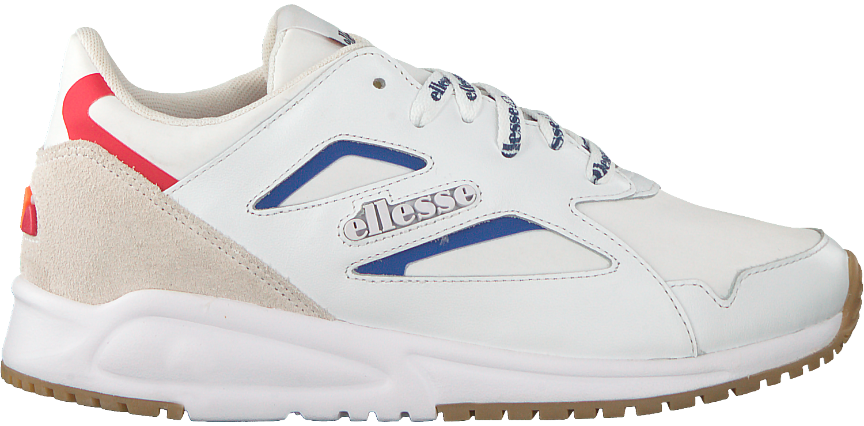 Witte ELLESSE Sneakers CONTEST
