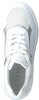 Witte GUESS Lage sneakers SAUCEY  - small