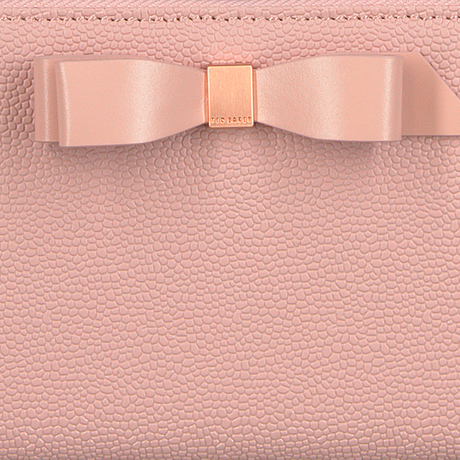 Roze TED BAKER Portemonnee AINE  - large
