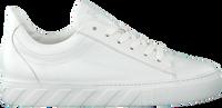 Witte PAUL GREEN Lage sneakers 4950 - medium