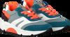 Blauwe TON & TON Lage sneakers TIM  - small