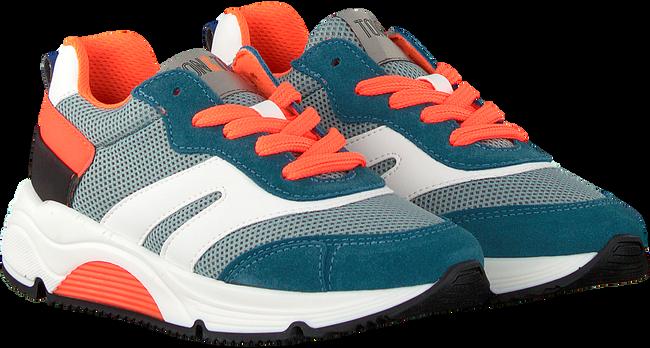 Blauwe TON & TON Lage sneakers TIM  - large