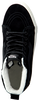 Zwarte VANS Sneakers SK8 HI PLATFORM MTE - small