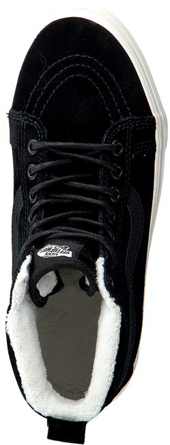 Zwarte VANS Sneakers SK8 HI PLATFORM MTE - large