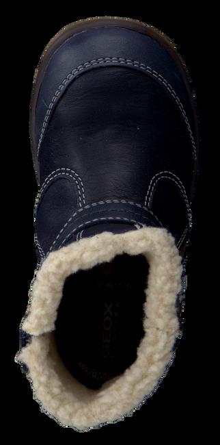 Blauwe GEOX Lange laarzen B4437O 043CL  - large