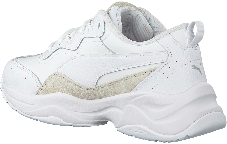 Witte PUMA Lage sneakers CILIA LUX | Omoda