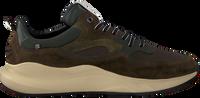 Groene FLORIS VAN BOMMEL Lage sneakers 16269  - medium