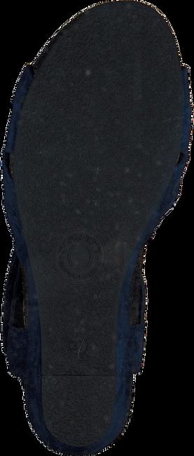 Blauwe CA'SHOTT Sandalen 23073  - large