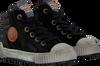 Zwarte DEVELAB Hoge sneaker 41609  - small