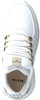 Witte NUBIKK Lage sneakers LUCY ROYAL  - small