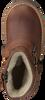 Cognac PINOCCHIO Lange laarzen P2230  - small