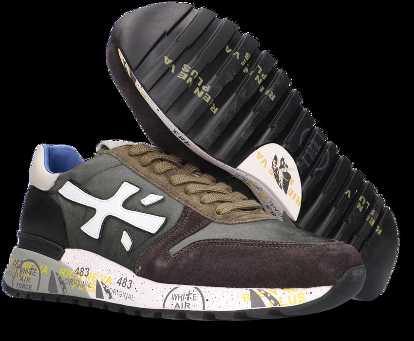 Groene PREMIATA Lage sneakers MICK  - larger