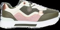 Groene TOMMY HILFIGER Lage sneakers ACTIVE CITY  - medium