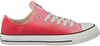 Roze CONVERSE Sneakers AS OX DAMES  - small