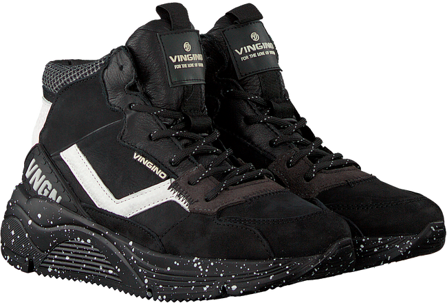 Zwarte VINGINO Lage sneakers CELSO MID  - large