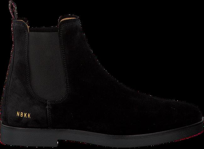 Zwarte NUBIKK Chelsea boots LOGAN CHELSEA  - large