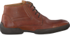 Cognac VAN BOMMEL Sneakers 10928 - small