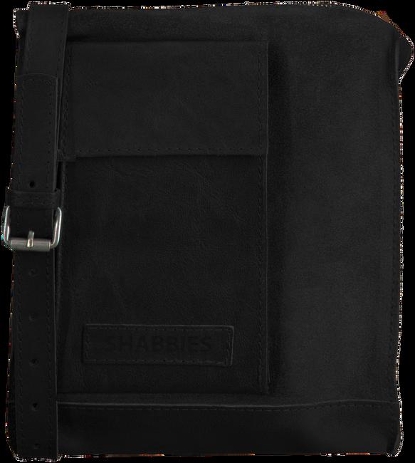 Zwarte SHABBIES Schoudertas 262020059  - large