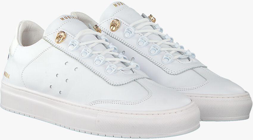 Witte NUBIKK Sneakers JHAY SURYA  - larger