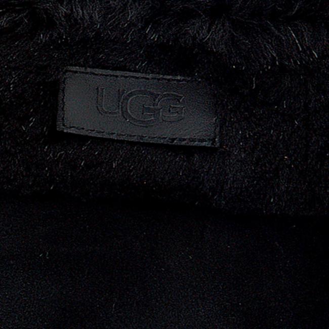 Zwarte UGG Handschoenen TURN CUFF GLOVE  - large