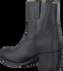 Zwarte SENDRA Cowboylaarzen 12050  - small