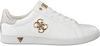 Witte GUESS Sneakers BAYSIC2 - small