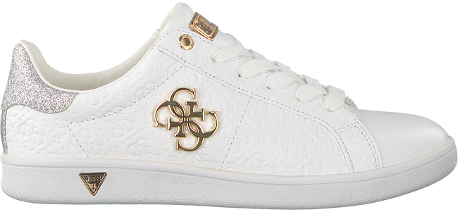 Witte GUESS Sneakers FLBYS1 LEA12 - large