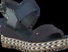 Blauwe TOMMY HILFIGER Sneakers ELBA 33C1  - small