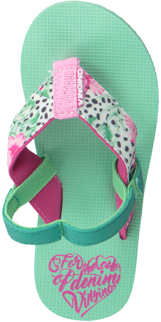 Groene VINGINO Slippers NICCI INFANTS  - large