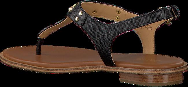 Zwarte MICHAEL KORS Sandalen MK PLATE THONG - large