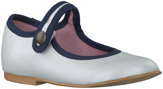 Witte LE CHIC Ballerina's STELLA  - large