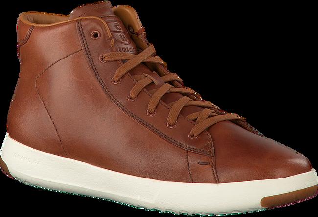 Cognac COLE HAAN Sneakers GRANDPRO HIGH TOP  - large