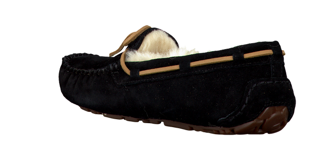 Zwarte UGG Pantoffels DAKOTA  - large