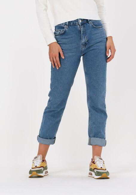 Blauwe ENVII Mom jeans ENBRENDA JEANS MID BLUE 6513 - large
