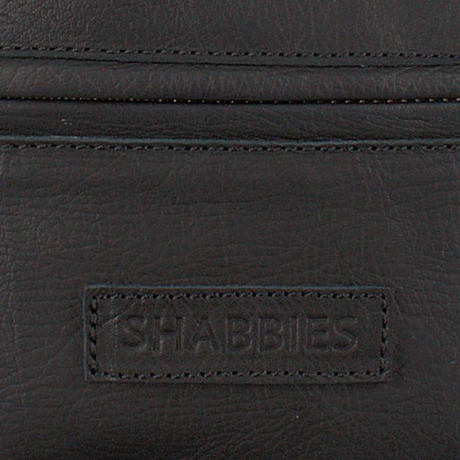 Zwarte SHABBIES Heuptas HIPBAG S  - large