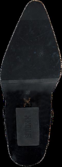 Gouden BRONX Enkellaarsjes LOW-KOLE 34155  - large
