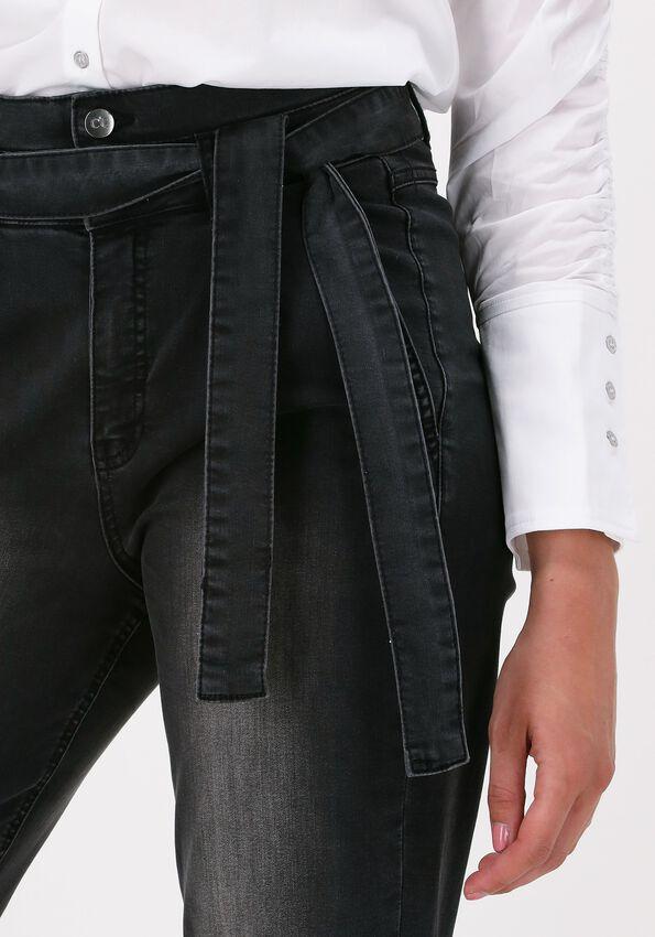 Grijze CO'COUTURE Tapered DENZEL DAKOTA PANT  - larger