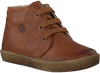 Cognac FALCOTTO Veterschoenen CONTE  - small