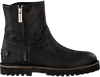 Zwarte SHABBIES Enkelboots 181020149 - small