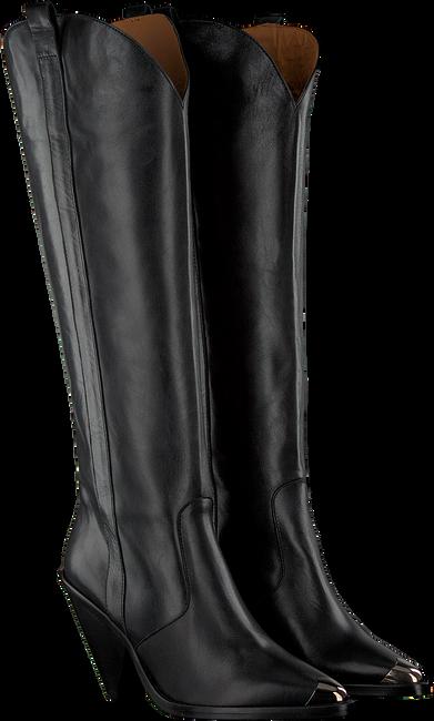Zwarte TORAL Hoge laarzen 12537  - large