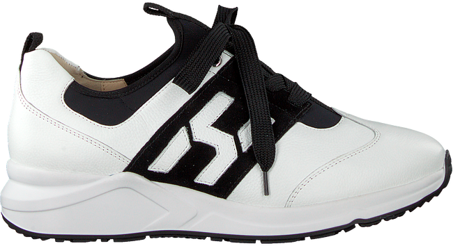 Witte HASSIA Sneakers VALENCIA  - large