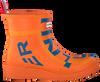 Oranje HUNTER Regenlaarzen WOMENS ORIGINAL PLAY SHORT EXP  - small