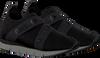Zwarte CALVIN KLEIN Slip-on sneakers  TONIO TONIO - small
