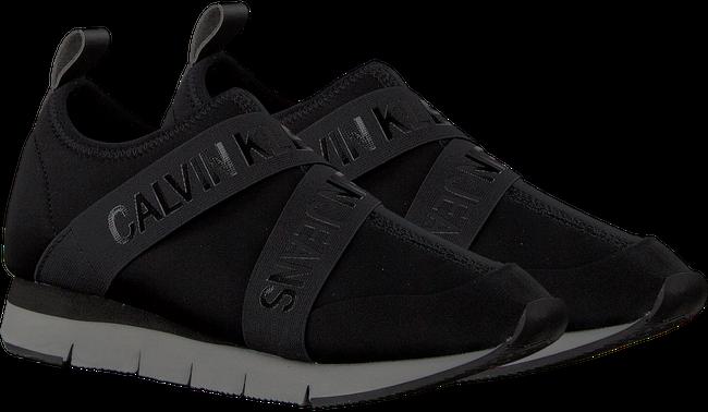 Zwarte CALVIN KLEIN Slip-on sneakers  TONIO TONIO - large
