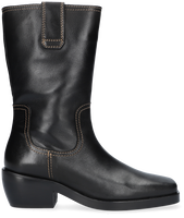 Zwarte SCOTCH & SODA Hoge laarzen HANNAH MID  - medium