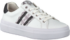Witte TON & TON Lage sneakers OM120260  - small