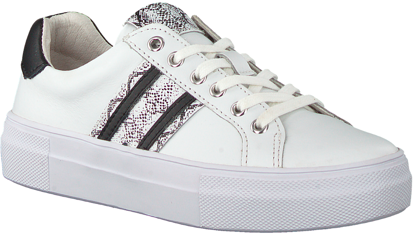 Witte TON & TON Lage sneakers OM120260  - larger