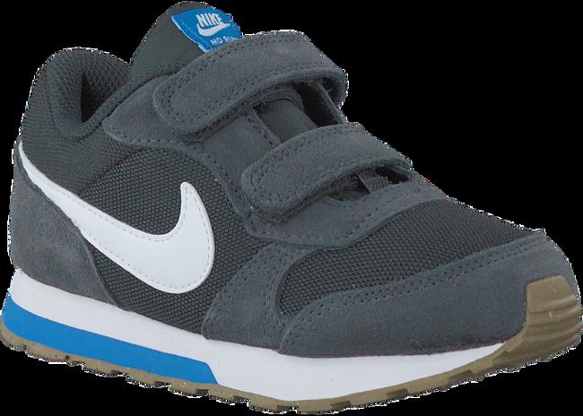 Grijze NIKE Sneakers MD RUNNER 2 KIDS LACE  - large