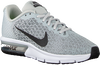 Grijze NIKE Sneakers NIKE AIR MAX SEQUENT 2 (GS) - small