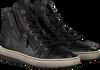 Zwarte GABOR Hoge sneakers 754  - small